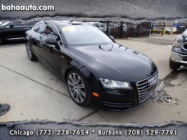 2014 #Audi #A7 3.0T Premium quattro #forsale #used #BahaAutoSales #Chicago
