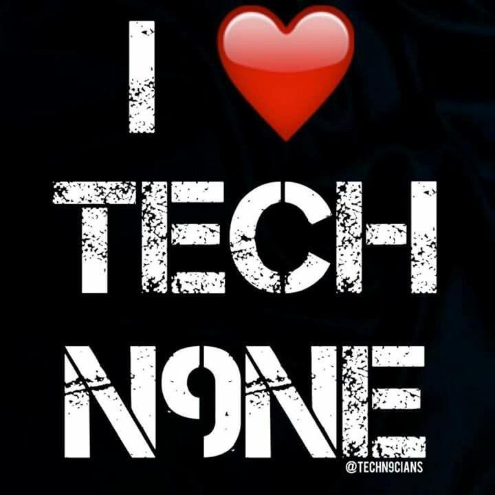 I love (❤) Tech N9ne ^S^❤