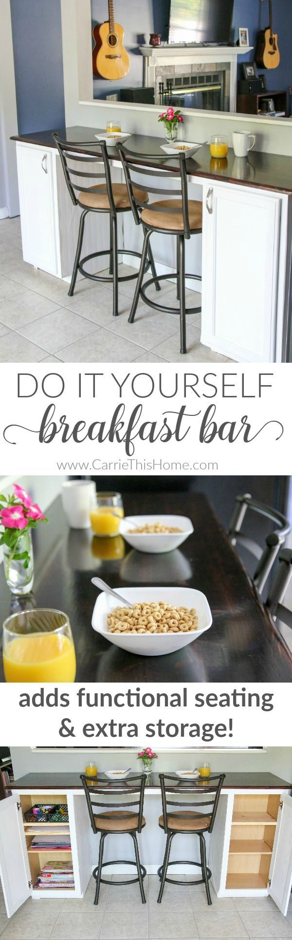 Best 25+ Breakfast bar kitchen ideas on Pinterest ...