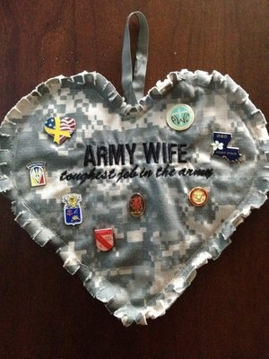 military craft ideas 95 best images about spouse welcome farewell gift 2435