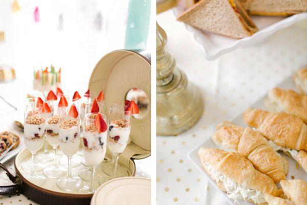 1000 images about bridal shower ideas on pinterest for Champagne brunch bridal shower