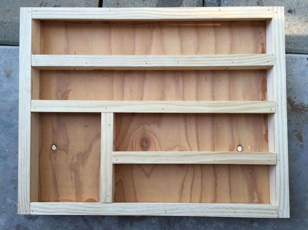 fai da te chiodo legno organizzazione cremagliera smalto, fai da te, organizzazione, progetti di falegnameria