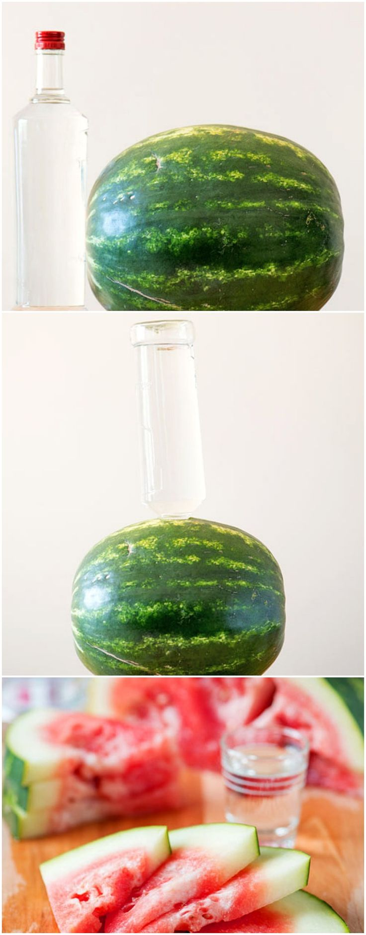 HOW TO: Make Vodka-Infused Watermelon {click through for #video}