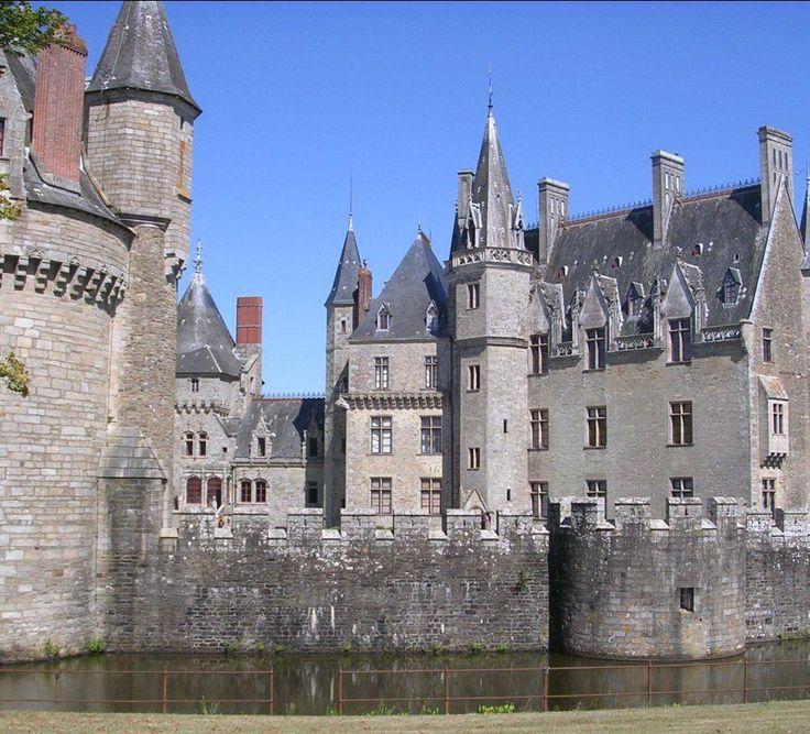 Chateau De La Bretesche.