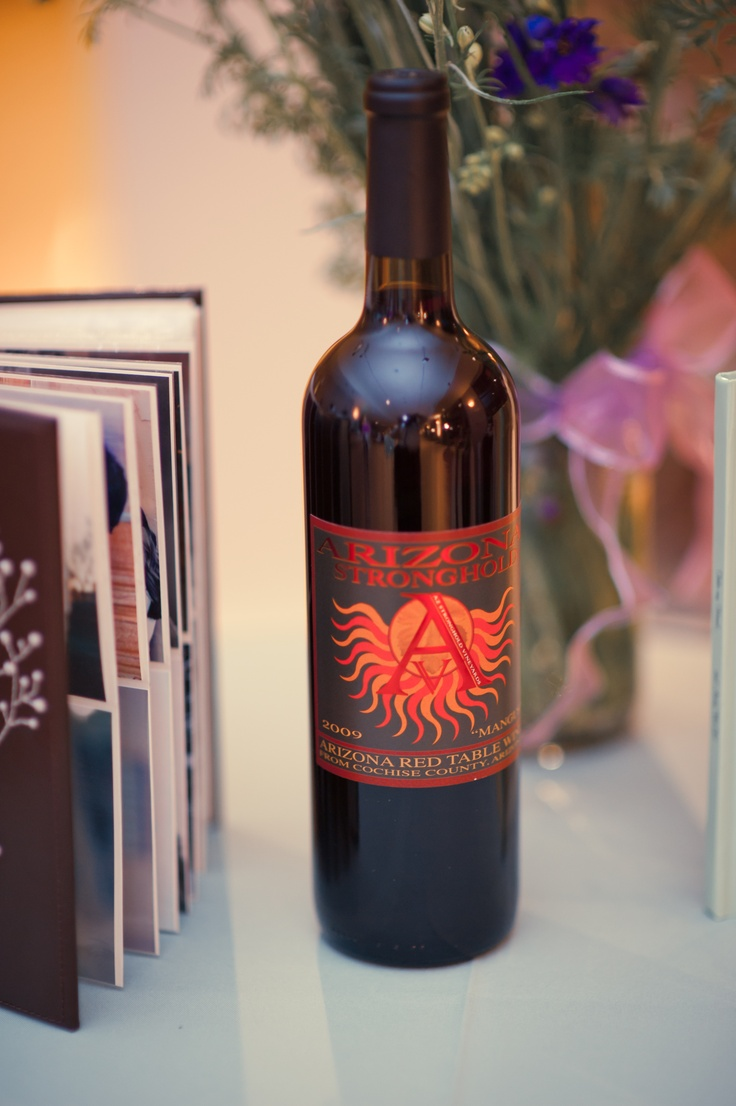 Arizona Stronghold wines. Visit their tasting room in Cottonwood.