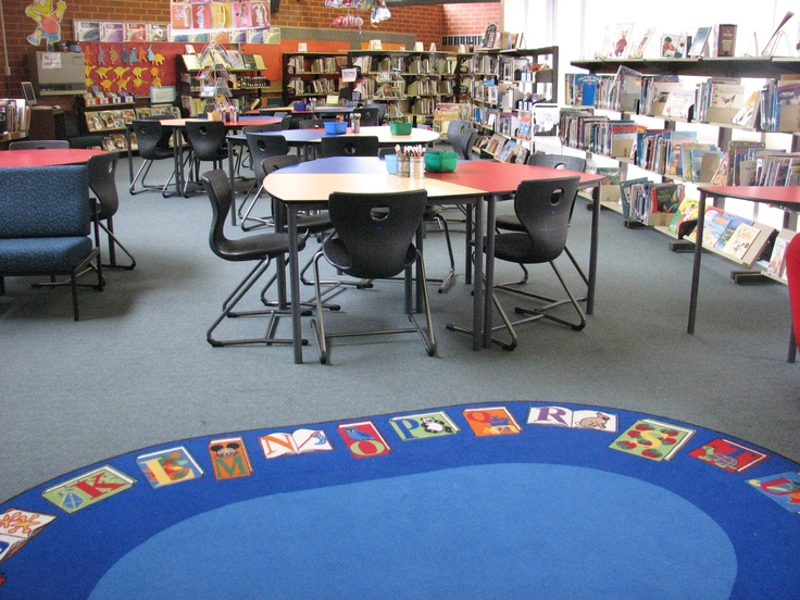 A primary school library