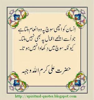 Women In Urdu Poetry: islamic quotes, hadees and sayings sms in urdu ...
