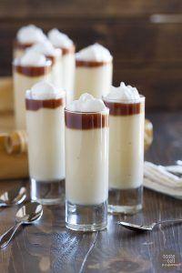 Butterscotch Budino Recipe