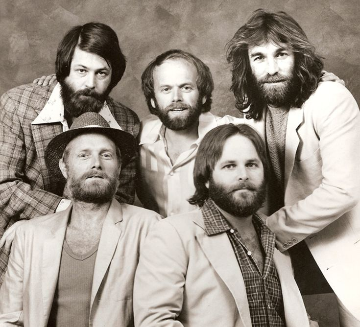 The Beach Boys are an American rock band, formed in Hawthorne, California in 1961. The group's original lineup consisted of brothers Brian, Dennis and Carl Wilson, their cousin Mike Love and friend Al Jardine. Initially managed by the Wilsons' father Murry, the Beach Boys signed with Capitol Records in 1962. The band's early music gained popularity across the United States for its close vocal harmonies and lyrics reflecting a Southern California youth culture of surfing