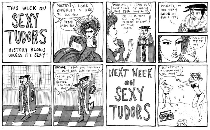 This comic from K. Beaton makes me so happy. There is one SINGLE area of history I know more about than Jack, and that's the British monarchy. So after finishing the Tudors, we are working our way through all the British monarchy films (Elizabeth, To Kill a King, etc) in chronological order... because we are gigantic nerds with no friends, apparently.