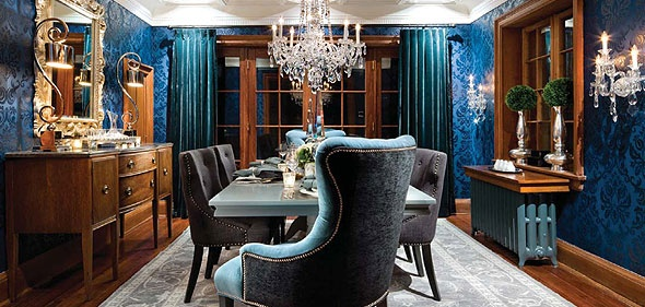 Special Occasion Dining Room