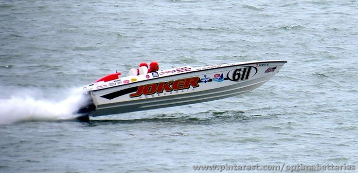 Optima Sponsors The Smith Brothers Offshore Racing Team