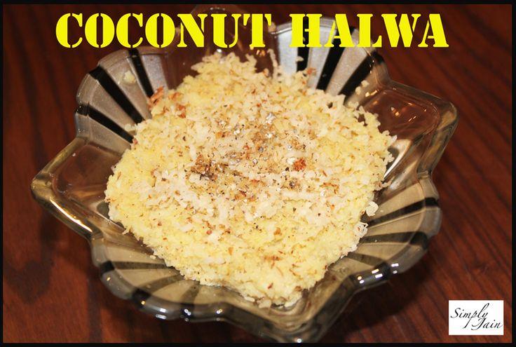 Coconut Halwa | Baisakhi Special