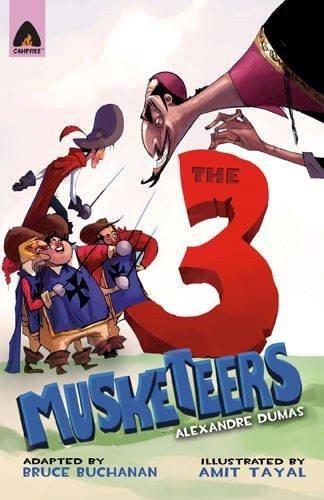 The Three Musketeers [Jan 01, 2011] Dumas, Alexandre; Buchanan, Bruce and Tay]