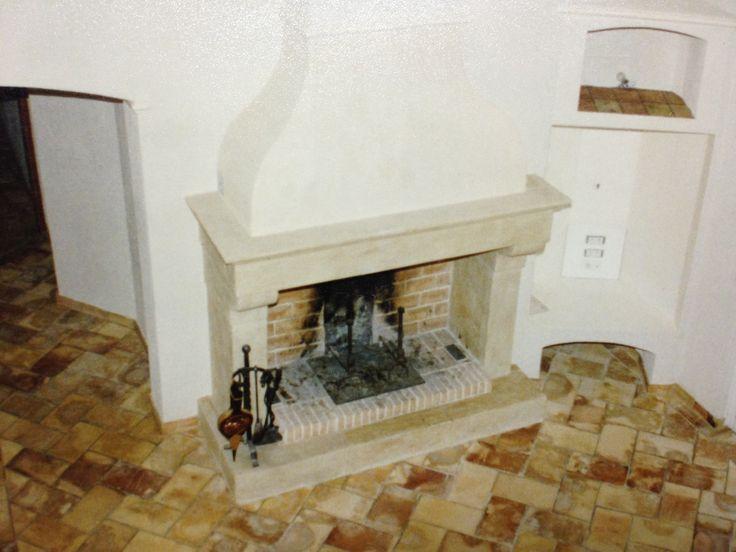 Foyer L Ensoleillado Salon De Provence : Idées sur le thème cheminées rustiques pinterest