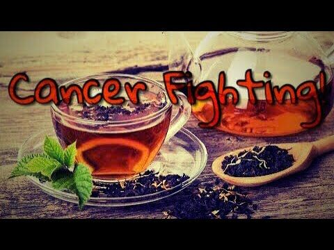 #HealthyLivingTips AMAZING Cancer Fighting Benefits of BLACK Tea + Eliminates FREE... #NaturalCure #Health