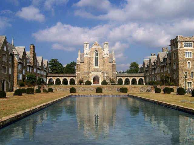 The World's largest campus - Berry College in Rome, Georgia
