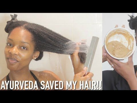 THE AYURVEDIC HAIR CARE REGIMEN THAT SAVED ME FROM HAIR LOSS - YouTube