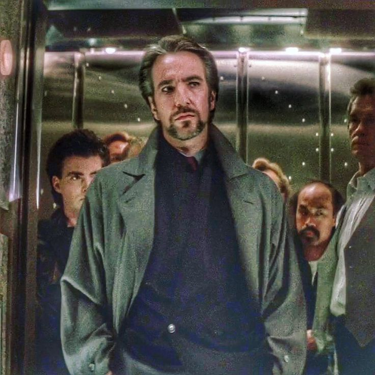 Die Hard | Hans Gruber | credits to Instagram account hanssgruber