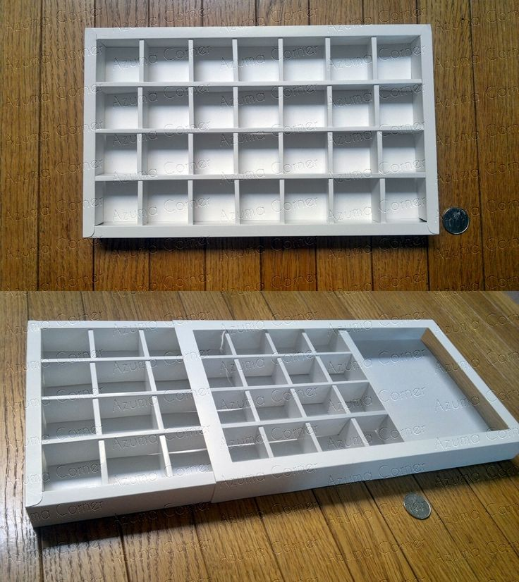 Box Cokelat isi 28  (7x4)