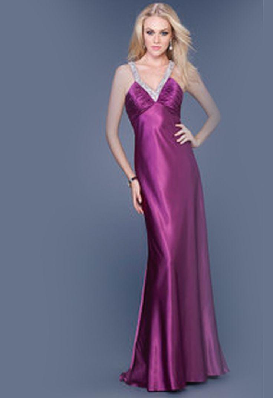 Mejores 504 imágenes de Satin Party Dress 2 en Pinterest | Vestidos ...