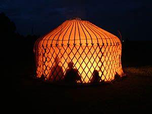 Yurta night