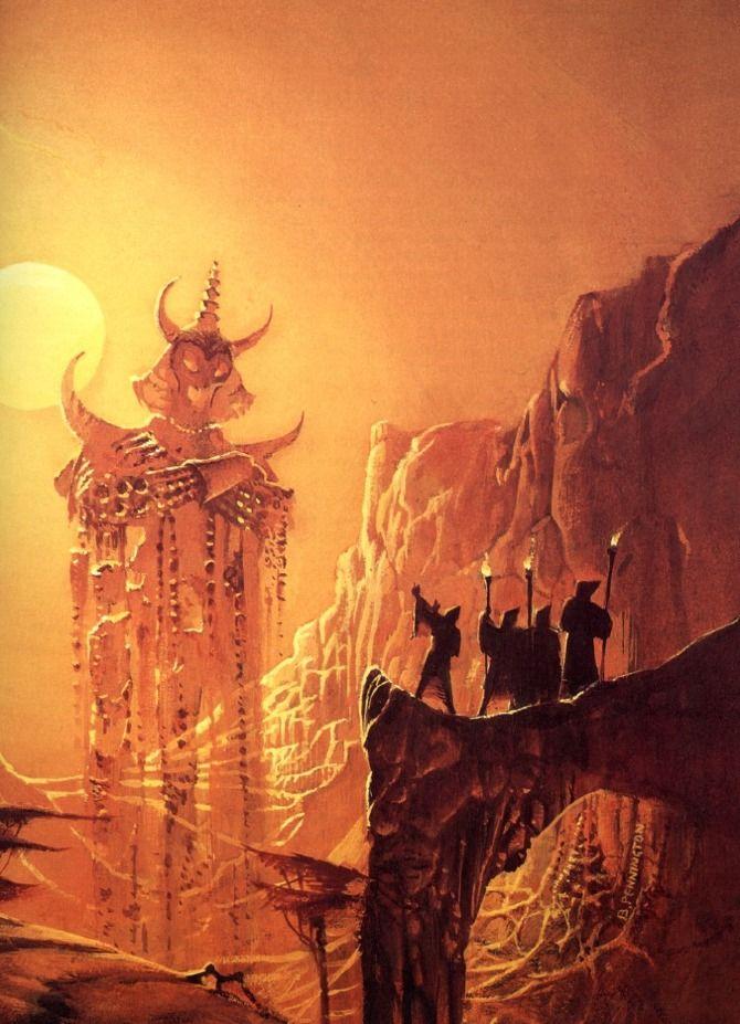 """Bruce Pennington's """"Eschatus"""" - M̲elt"""