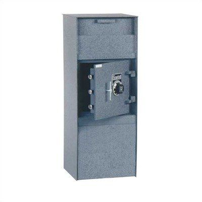 Large Single Door Commercial Front Loading Depository Safe [2.08 CuFt] Lock Type: Electronic Lock, Door Placement: Top by Gardall Safe Corporation. $1293.75. SFL1337SDT-G-E Lock Type: Electronic Lock, Door Placement: Top Features: -Triple bolt work from the door into the safe with independent re-locking device.-The steel door is .5'' thick with a punch resistant bolt and the safe body is .25'' thick steel.-Four anchoring holes in the base.-Dual Custody Key Lock (standard)....