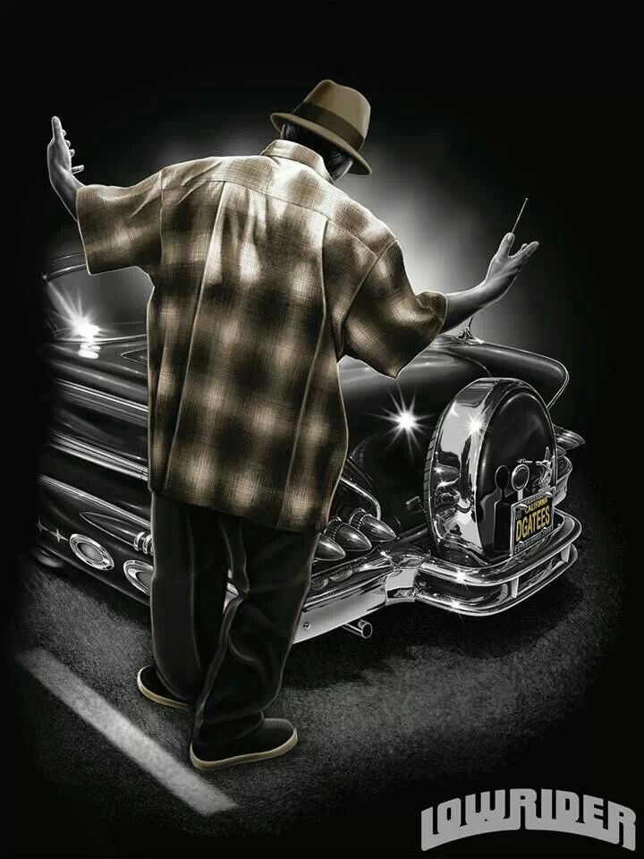 Low rider oldies | Soy Chicana | Chicano art, Lowrider art ...