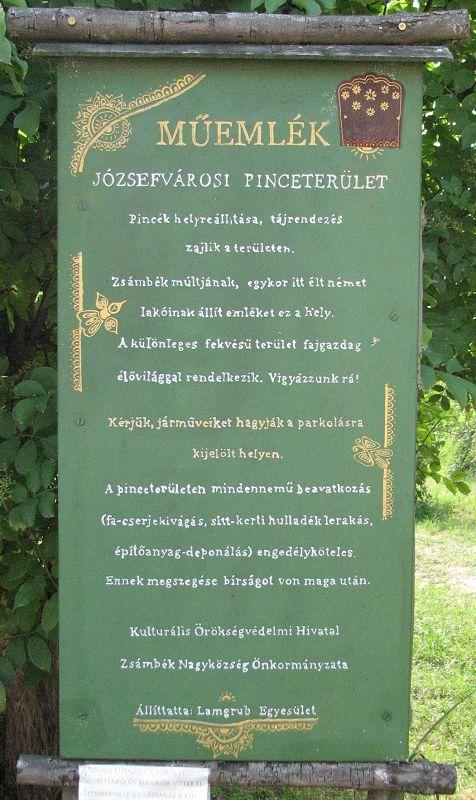 Józsefvárosi pinceterület (Zsámbék) http://www.turabazis.hu/latnivalok_ismerteto_4811 #latnivalo #zsambek #turabazis #hungary #magyarorszag #travel #tura #turista #kirandulas