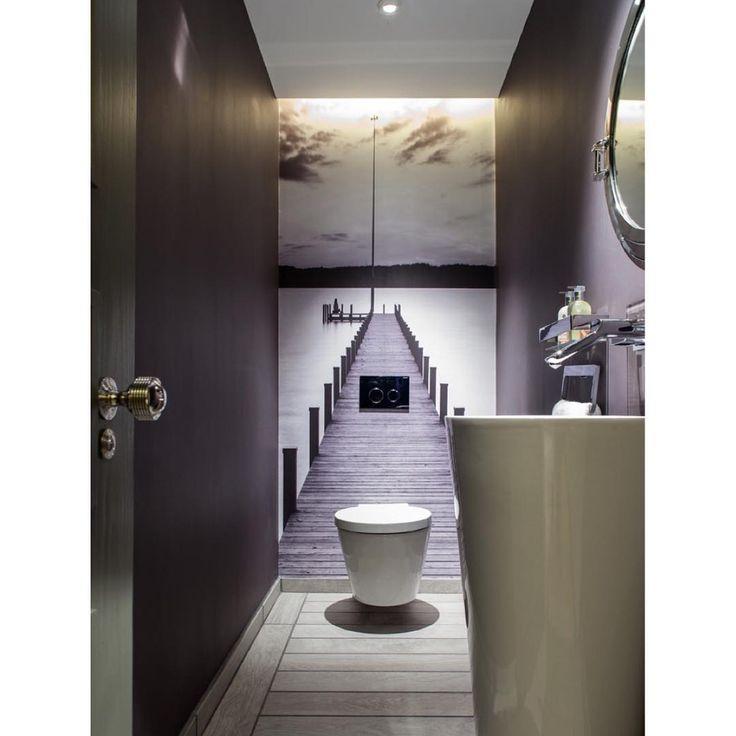 "39 Likes, 1 Comments - Ma Vero   from Guadeloupe (@veronique_75) on Instagram: ""#toilet #toilets #toilettes #déco #interiordesign #instadéco #blogdeco #décoration #interior4you…"""