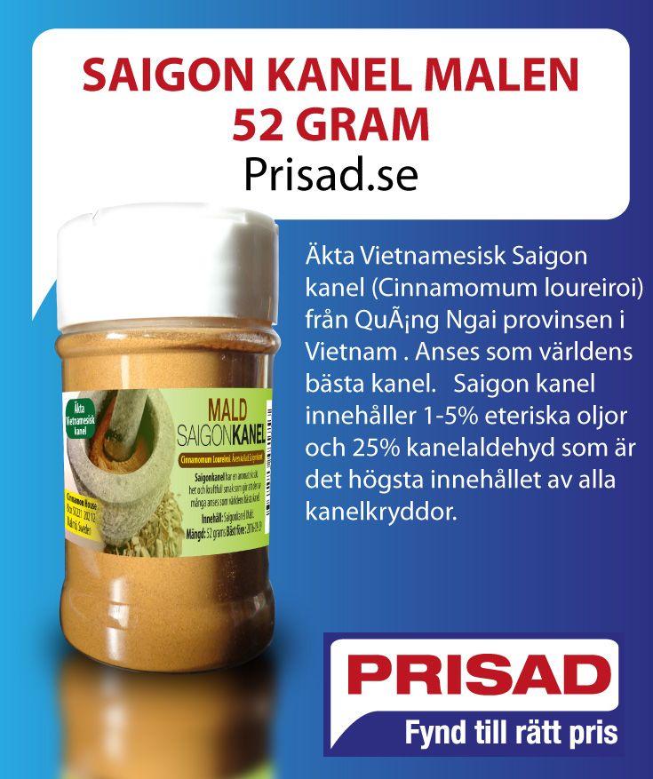 http://prisad.se/saigonkanel-mald-52-gram.html