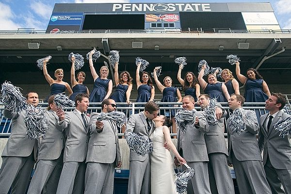 penn state university wedding