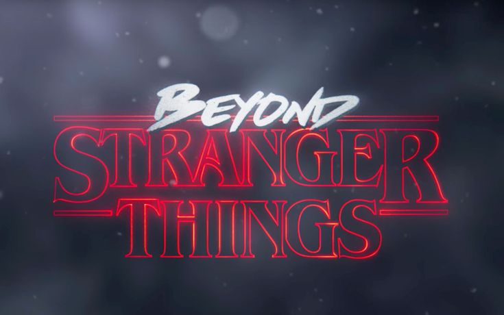 Netflix will stream a 'Stranger Things' aftershow for die-hard fans Its safe to say that the second season of Netflixs Stranger Things is pretty eagerly anticipated and now the streaming company is capitalizing on its popularity. Beyond Stranger Things is a new aftershow for the series hosted by Jim Rash. All seven episodes of the series will premiere tomorrow October 27th along with the second season of Stranger Things. You can see a trailer for the aftershow below.  Its certainly not the…