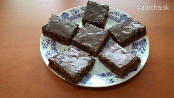 Téglikový koláč z kyslej smotany