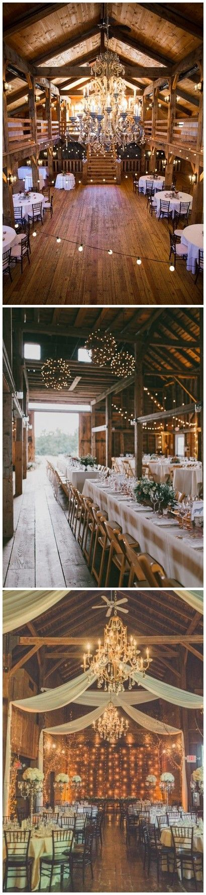 Rustic Weddings » 19 Must See Rustic Wedding Venue Ideas »   ❤️ More:  http://www.weddinginclude.com/2017/05/must-see-rustic-wedding-venue-ideas/