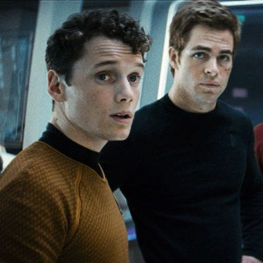 Roberto Orci and Co Finish First Star Trek 3 Draft Script
