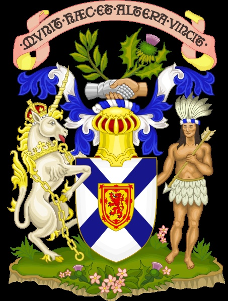coat of arms of NS