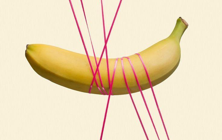 banaan effect seks libido verhogend - Sexy fruits - Woelt magazine