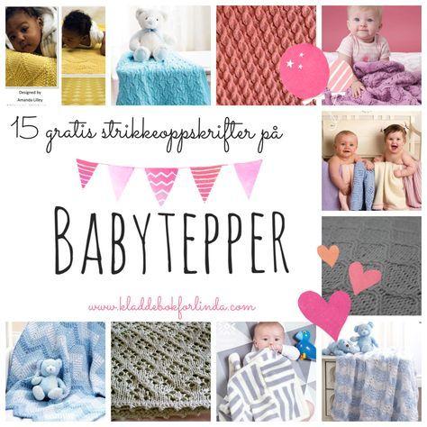 Noko av det kjekkaste eg veit er å strikke babyteppe. Det er ganske enkelt, sjølv om mange mønster ser vanskelege og avanserte ut. Og så er det jo utruleg koseleg å lage noko til ein kommande eller…
