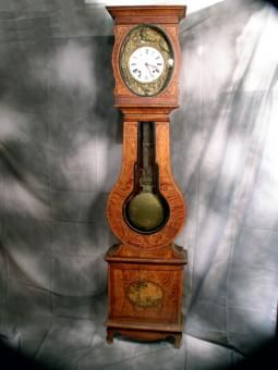 this is a Morbier Clock-French