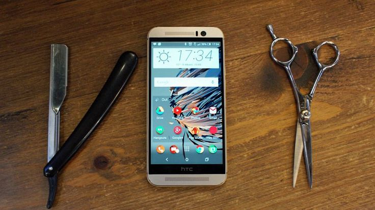 HTC M9, A luxury design that forgets about the basics