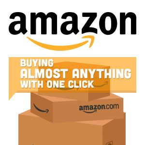 Amazon: Buying Almost Anything with a Mouse Click