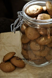 Old Fashioned Ginger Nuts