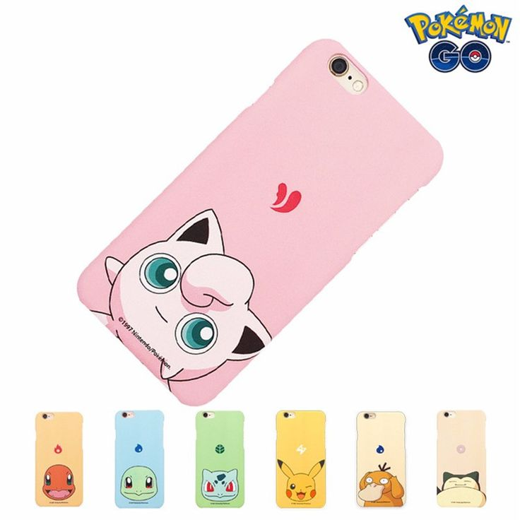 Pokemons Go Phone Cases For iPhone 6 6S Plus //Price: $11.97 & FREE Shipping//    Check it out --- > https://phonecaseshut.com/pokemons-phone-cases-iphone-6-s-plus/    #cellphonecovers #cellphonecase