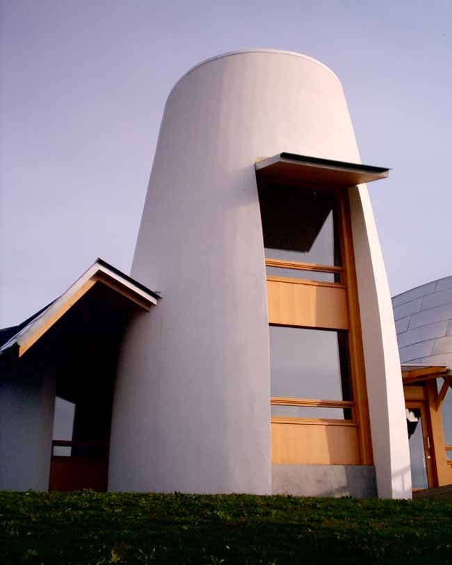 Frank Gehry Architects : Scottish Cancer Care Centre in Dundee.