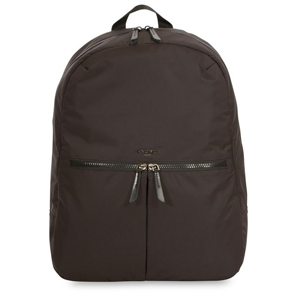 "Berlin Women's 15"" Laptop Backpack Black   KNOMO"