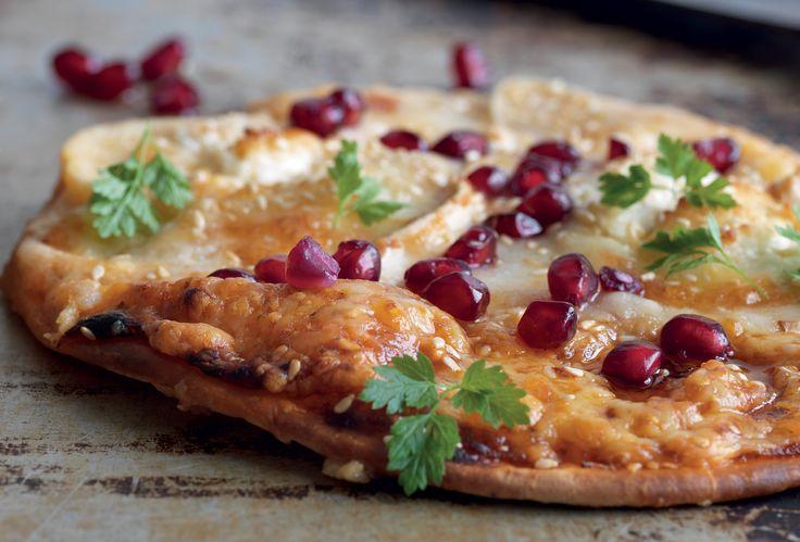 Getostpizza   Recept från Santa Maria