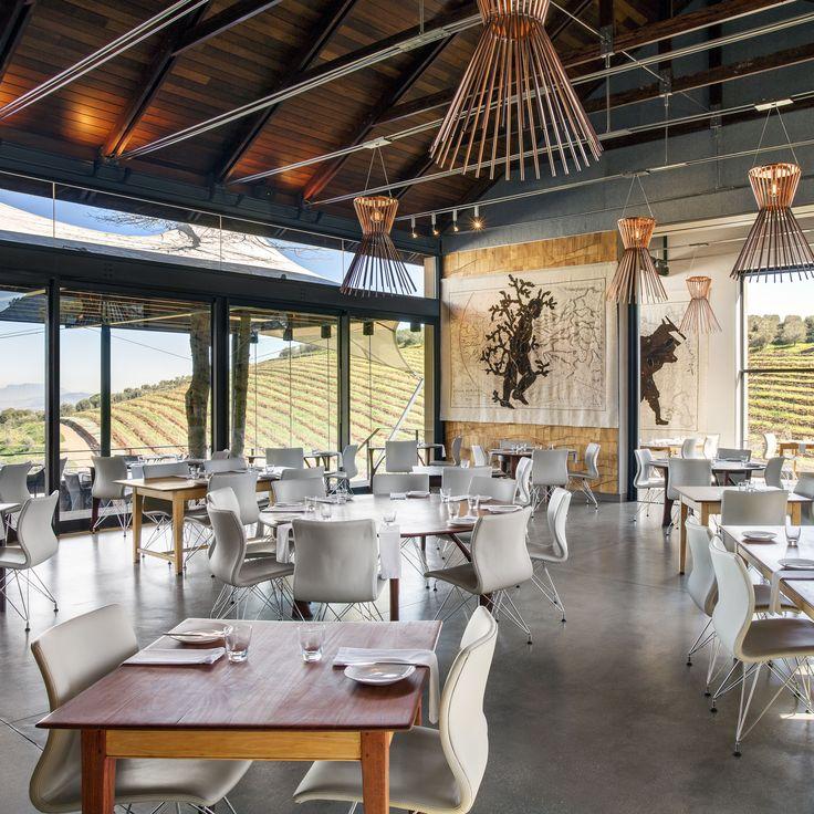 Tokara Restaurant – Helshoogte, Stellenbosch, South Africa