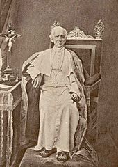Pope Leo XIII - Wikipedia, the free encyclopedia